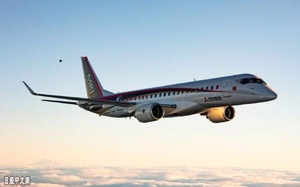 日本三菱MRJ支线客机又将改计划,要开发70座新机型