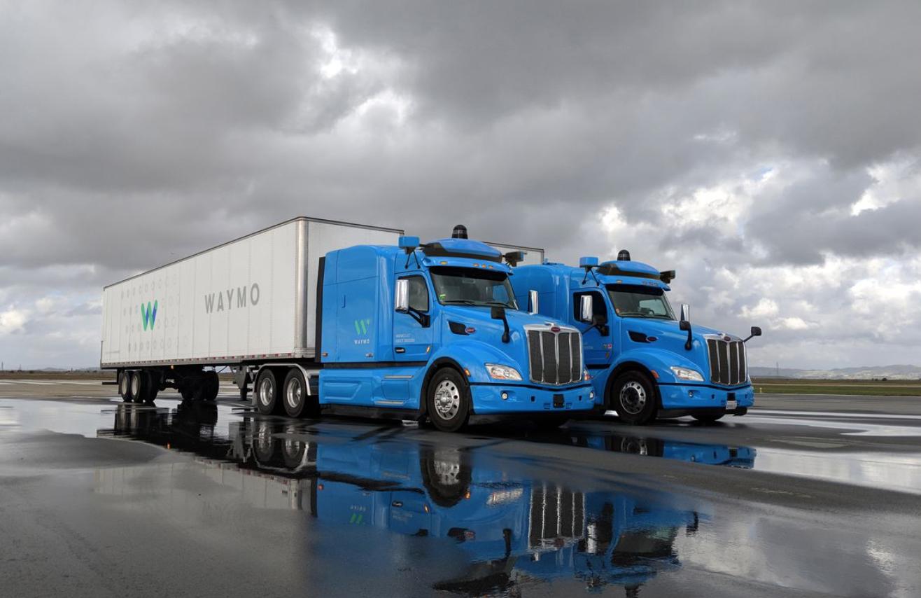 Waymo计划在凤凰城启动无人卡车运输车队
