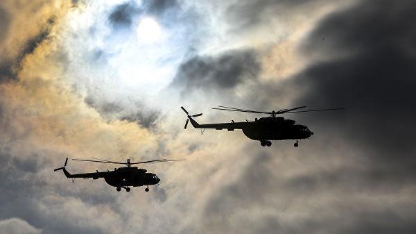 乌克兰一架军用直升机坠毁 5名军人丧生