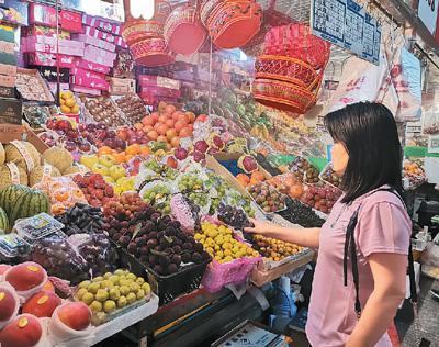果價、肉價市場調查:短期波動對餐桌影響不大