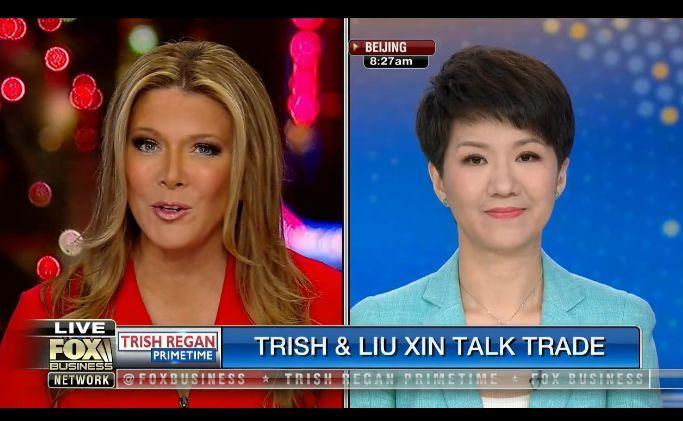 一文梳理:中美女主播对话实录