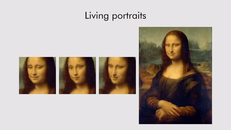"""蒙娜丽莎""""不笑了"""" AI还为她打造了系列表情包"""