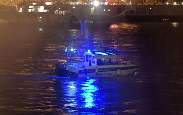 布达佩斯游船事故搜救工作因雨受阻,是否涉中国公民仍在核实