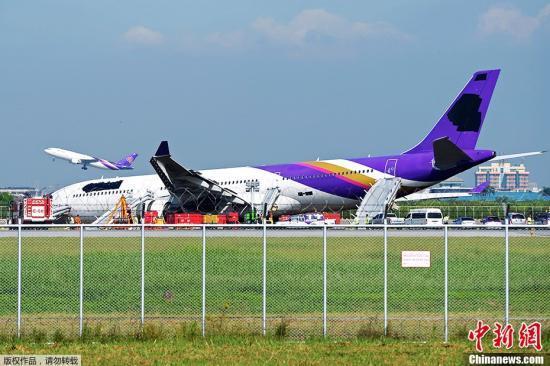 泰国进入雨季气候多变 机场部署措施确保航空安全