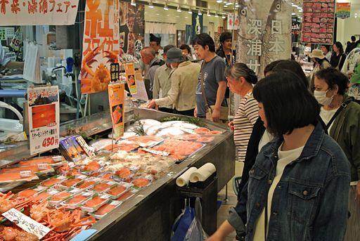 罕见!日本严查韩国海鲜 疑报复韩拒绝进口福岛食品