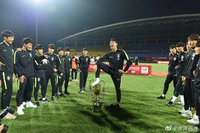 韩国球员脚踩熊猫杯庆祝,韩主帅道歉:我们伤害了中国人感情_中欧新闻_欧洲中文网