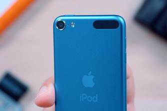 新款苹果iPod touch视频体验上手