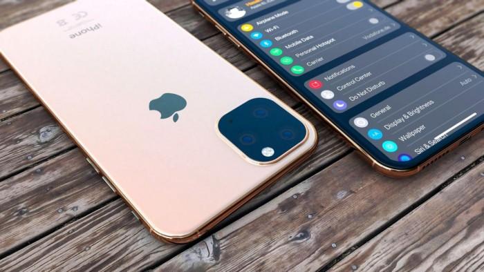 苹果iPhone 11系列最新渲染图曝光 浴霸式后摄