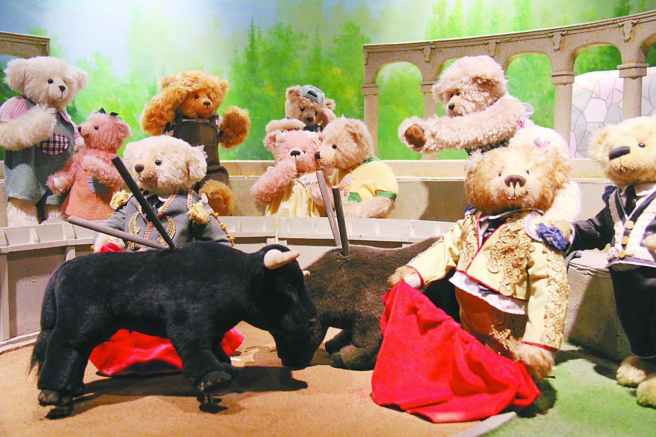 环游趣闻 | 韩国拿泰迪熊当旅游名片
