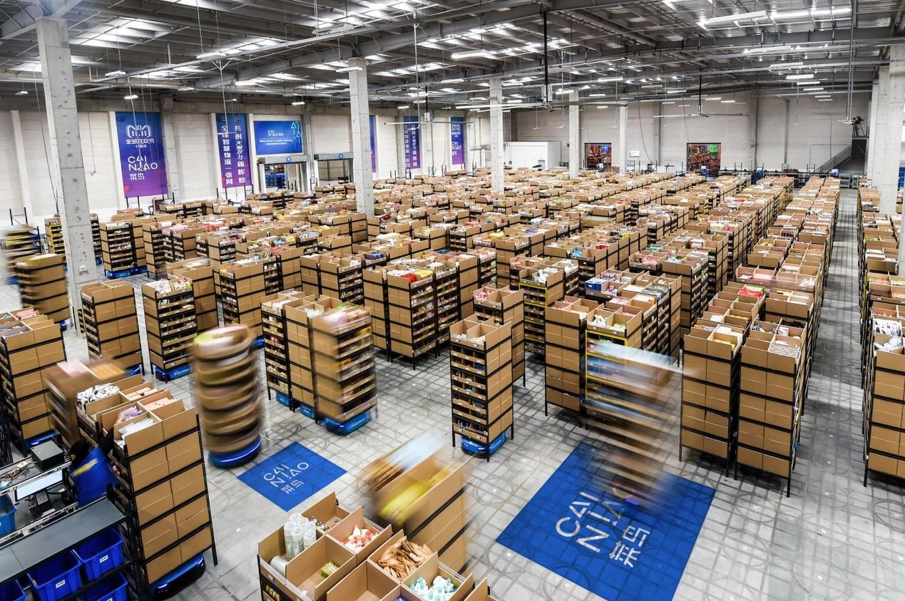环球供应链25强排名宣布 阿里巴巴为独一中国企业