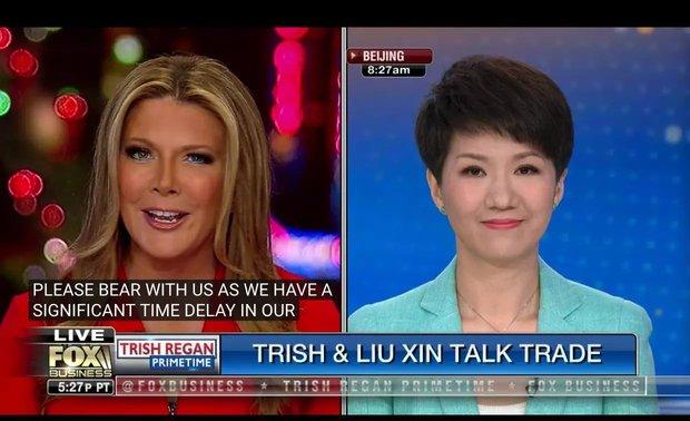 """美国人:中美主播第2轮""""辩论""""用中文吧"""