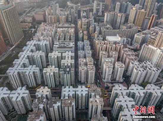 香港市价59折居屋开始申请 首日收2.3万份申请表