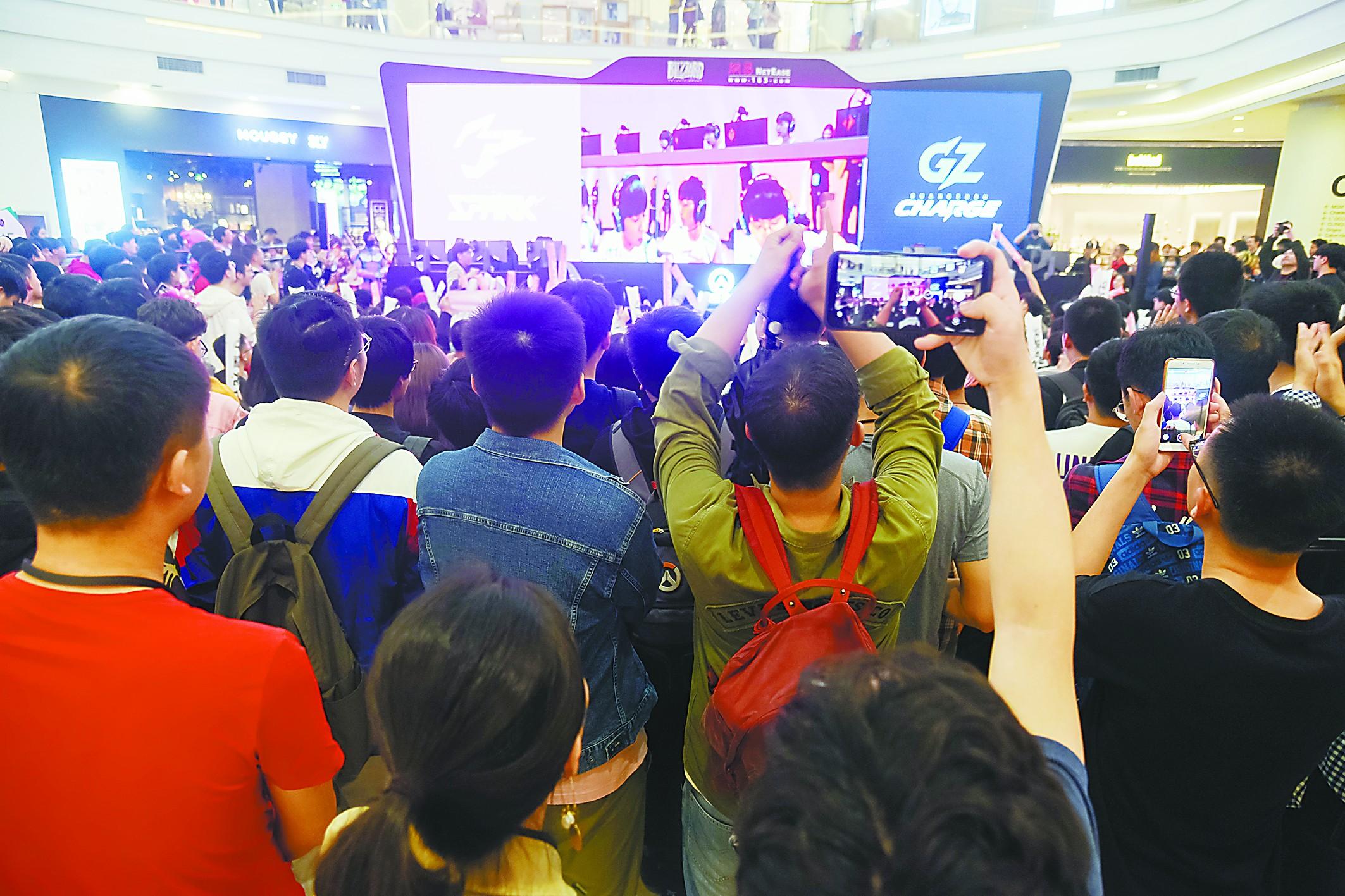 中国电竞产业成资本游戏?
