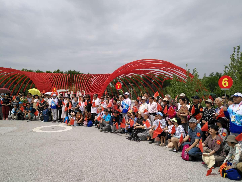 在京台胞端午节联谊活动在世园会举行