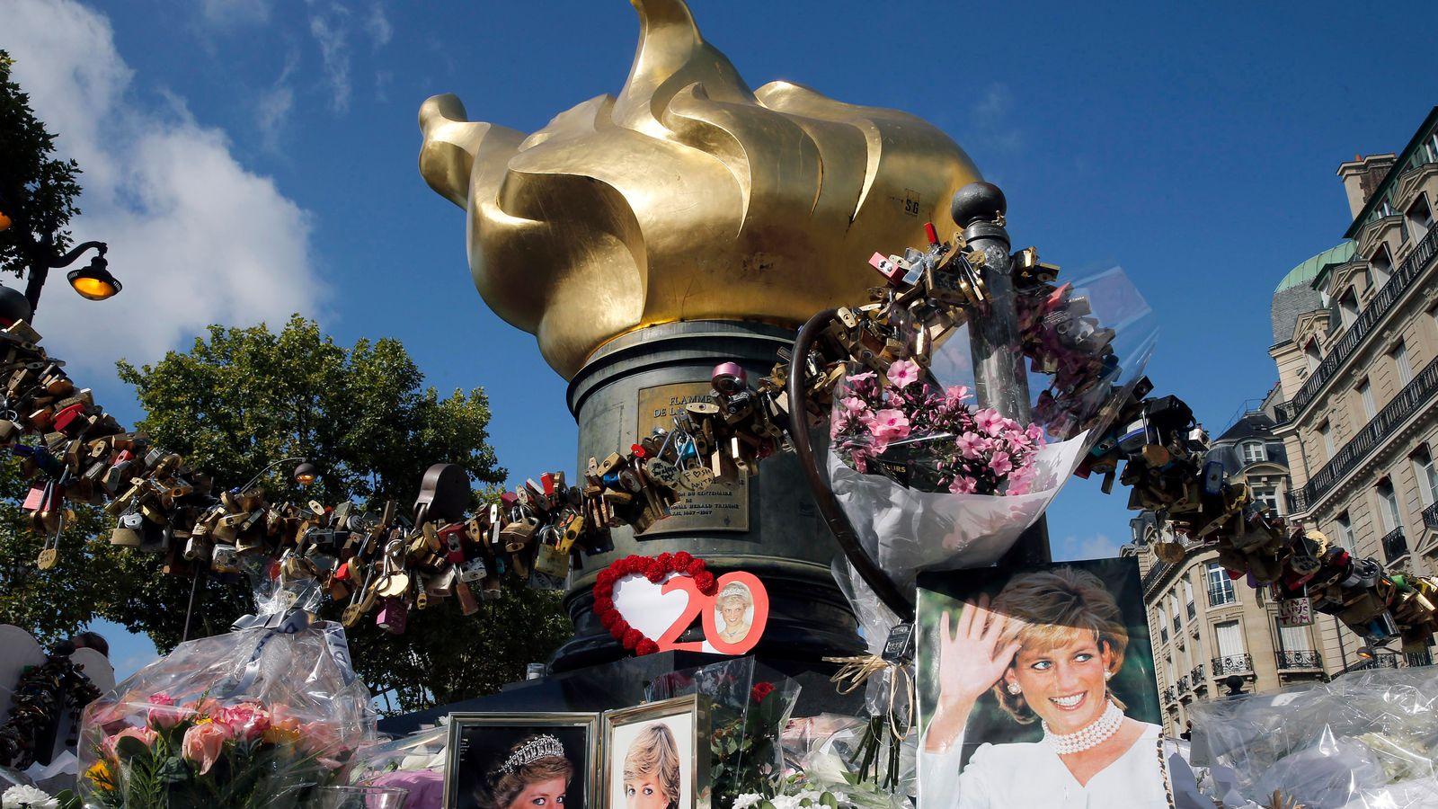 为纪念戴安娜王妃,巴黎市政府计划将以戴安娜命名广场