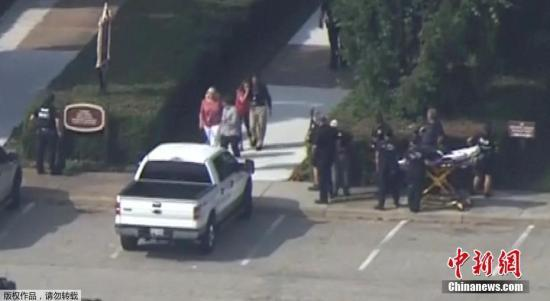 """美弗州大规模枪击案11人遇难 枪手""""无差别""""开枪"""