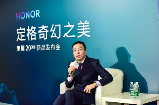 """赵明谈""""荣耀电视传闻"""":不制造'血海'为行业增值"""