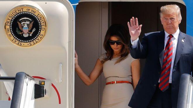 将对英进行为期三天国事访问,特朗普的行程在这里!_德国新闻_德国中文网