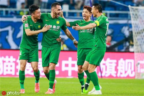 中超-国安小胜泰达继续领跑联赛积分榜