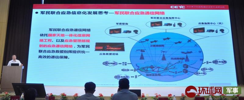 """刘学林:聚力推进""""1+1+2"""" 军民联合应急发展思"""