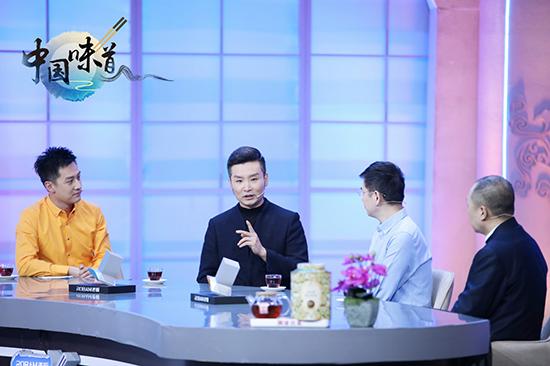 """刘和刚《中国味道》表白父母 畅谈""""育儿经"""""""