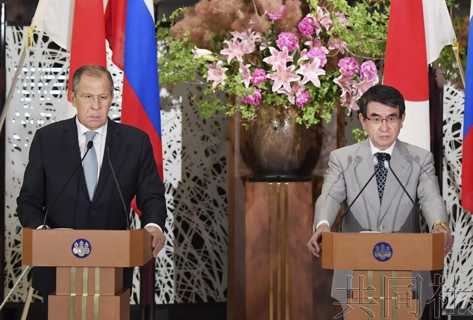 日媒:日俄领土问题谈判难有进展,日本政府束手无策