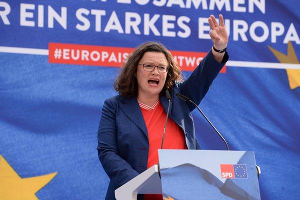 德国社平易近党主席宣布告退 称已掉去履职所需的支撑