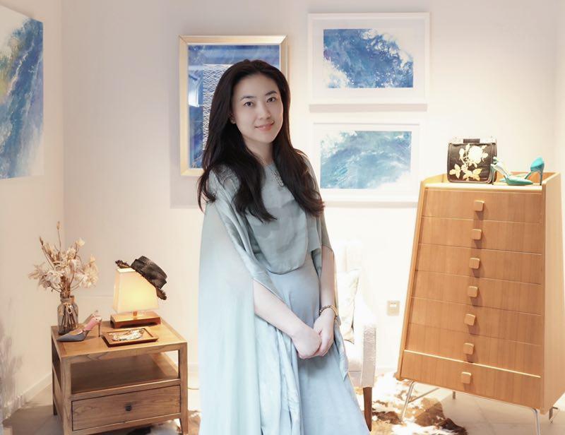 非典型上海女人 美并不是总有一个逻辑