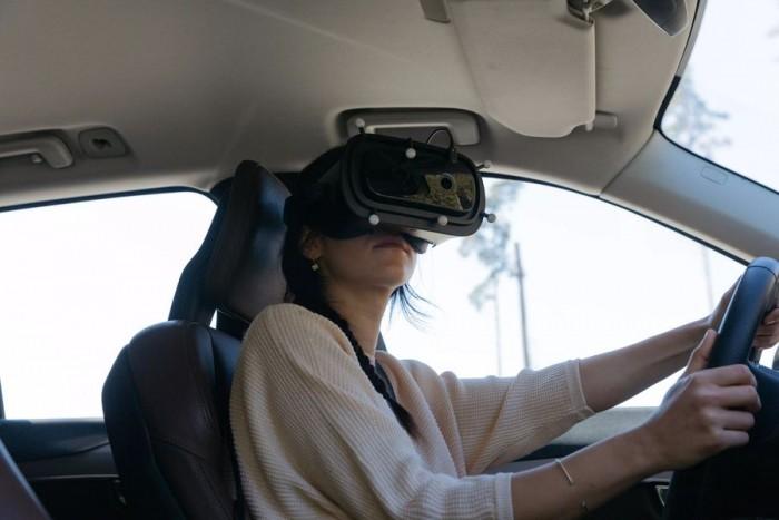 Varjo工业混合现实头显XR-1亮相:可开车使用