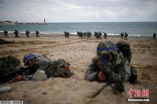 美代理防长访韩:尚无须要恢复美韩重要结合军演