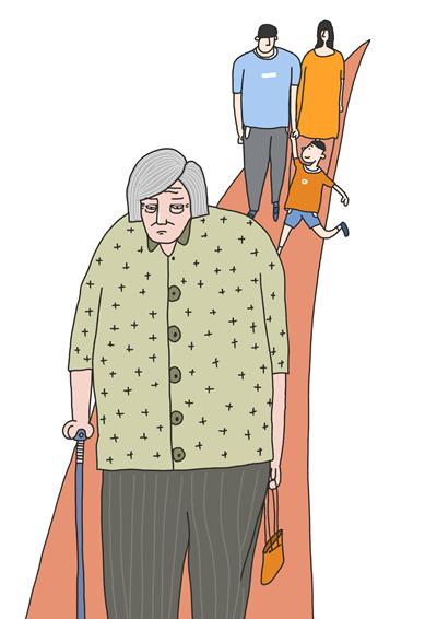 人口老年化加剧,2.5亿老人的晚年谁来照看