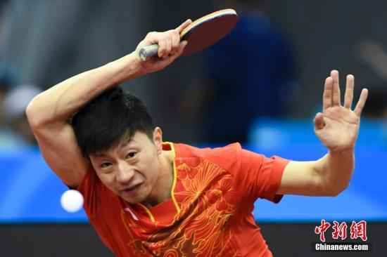 马龙荣膺中国公开赛男单?#26031;?#29579; 获?#19981;?#36187;28冠