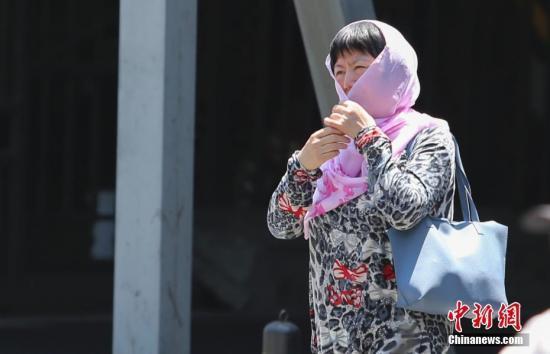 高温黄色预警:河南山东湖北局地最高气温可达40℃