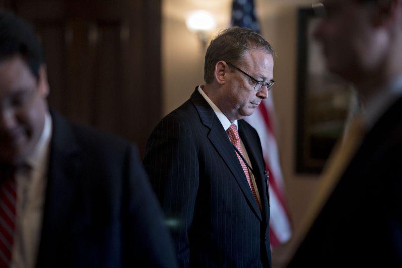 外媒:白宫经济顾问委员会主席凯文・哈塞特将离职
