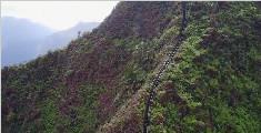 """夏威夷的""""死亡天梯"""""""