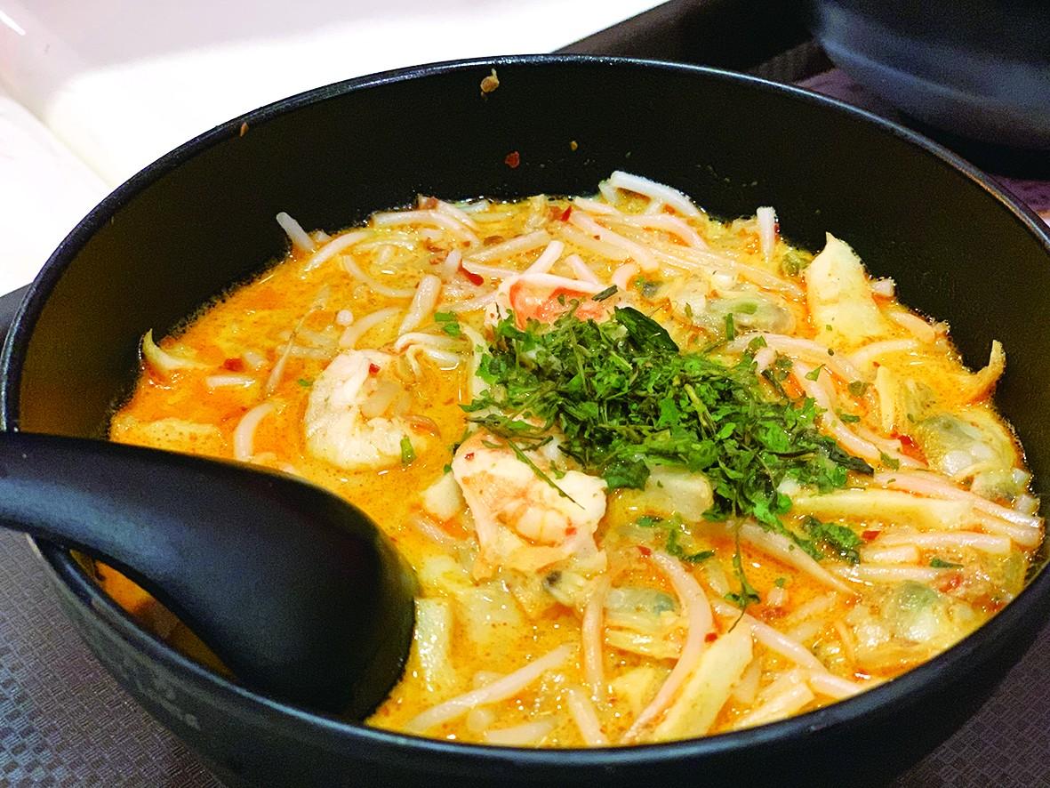 叻沙 全球美食排名第七