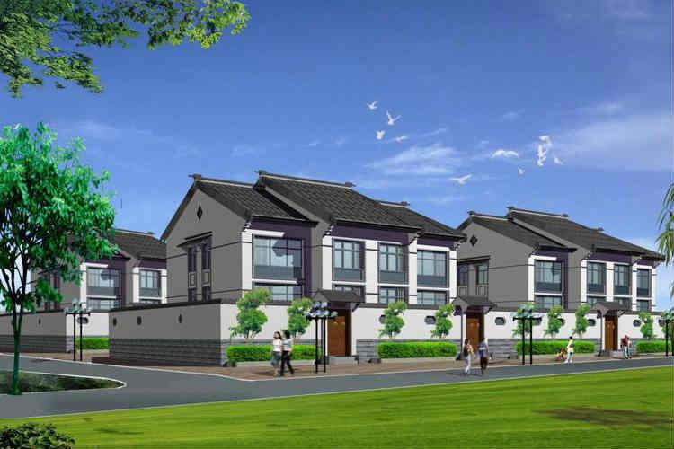 湖北省17个县市区试点建设新型农房