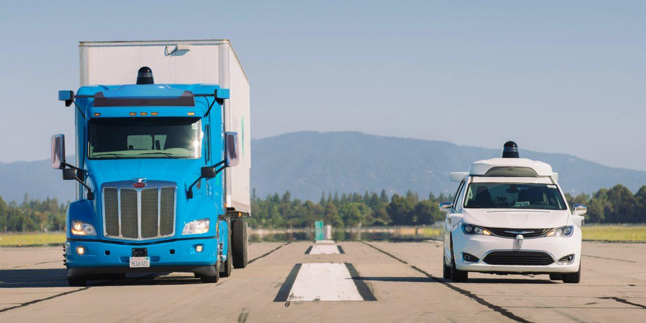 Waymo将在凤凰城测试无人驾驶卡车