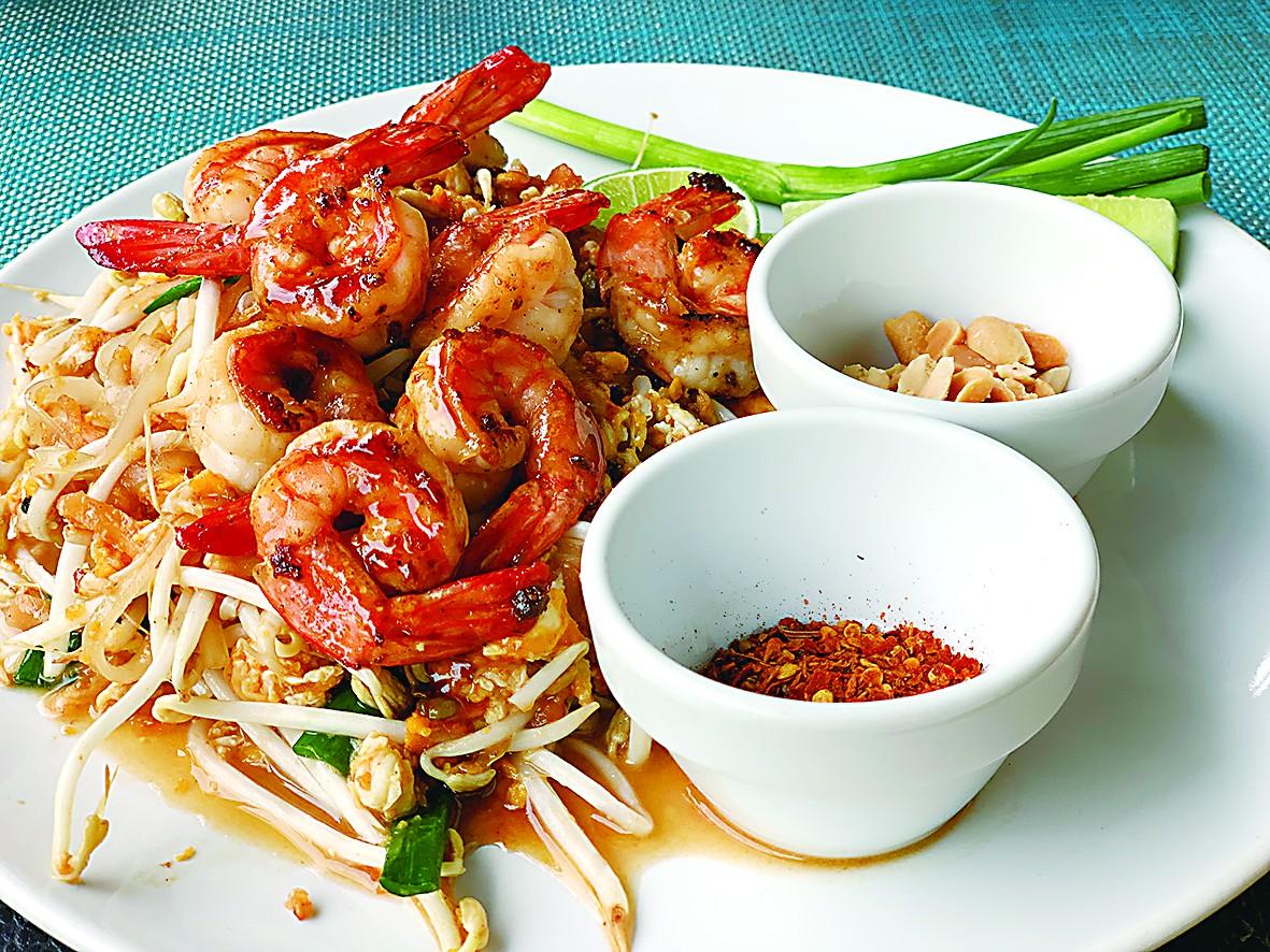 环游美食   泰式炒,第一口泰国滋味