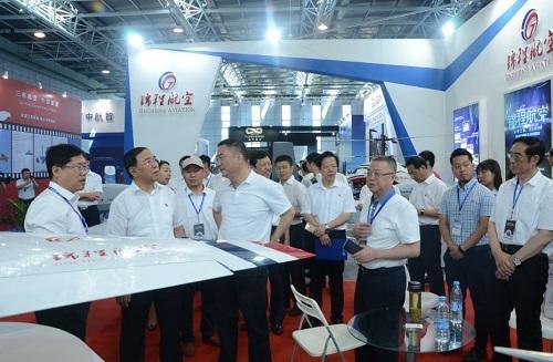 尖兵之翼-第十届中国无人机大会暨展览会12日将在京举行