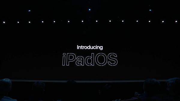 """苹果带来了全新的iPadOS 拒绝继续做""""大号iPhone"""""""