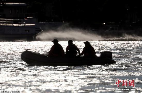 匈牙利沉船事故已导致9人丧生 仍有19人下落不明