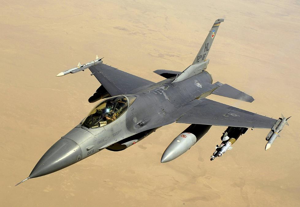 美国拟向保加利亚出售8架F-16战机,价值约17亿美元