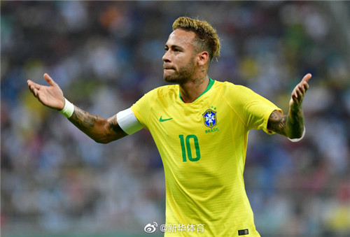 内马尔获家人支持 巴西足协保证他会参加美洲杯