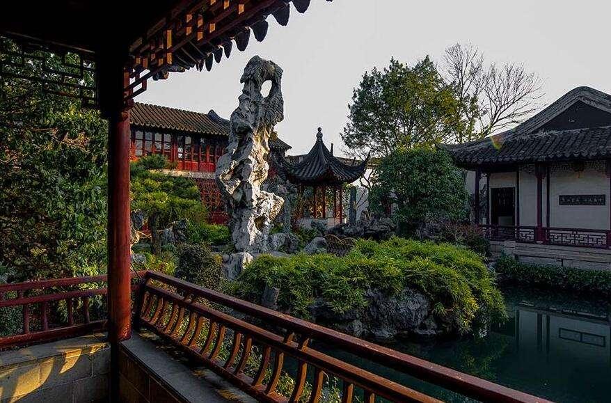 """江南苏韵惹人醉 北京世园会""""江苏日""""吸引数万游客"""