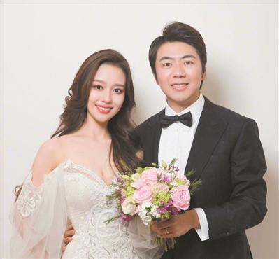 郎朗婚后首受访讲述爱情故事 对20岁的她一见钟情
