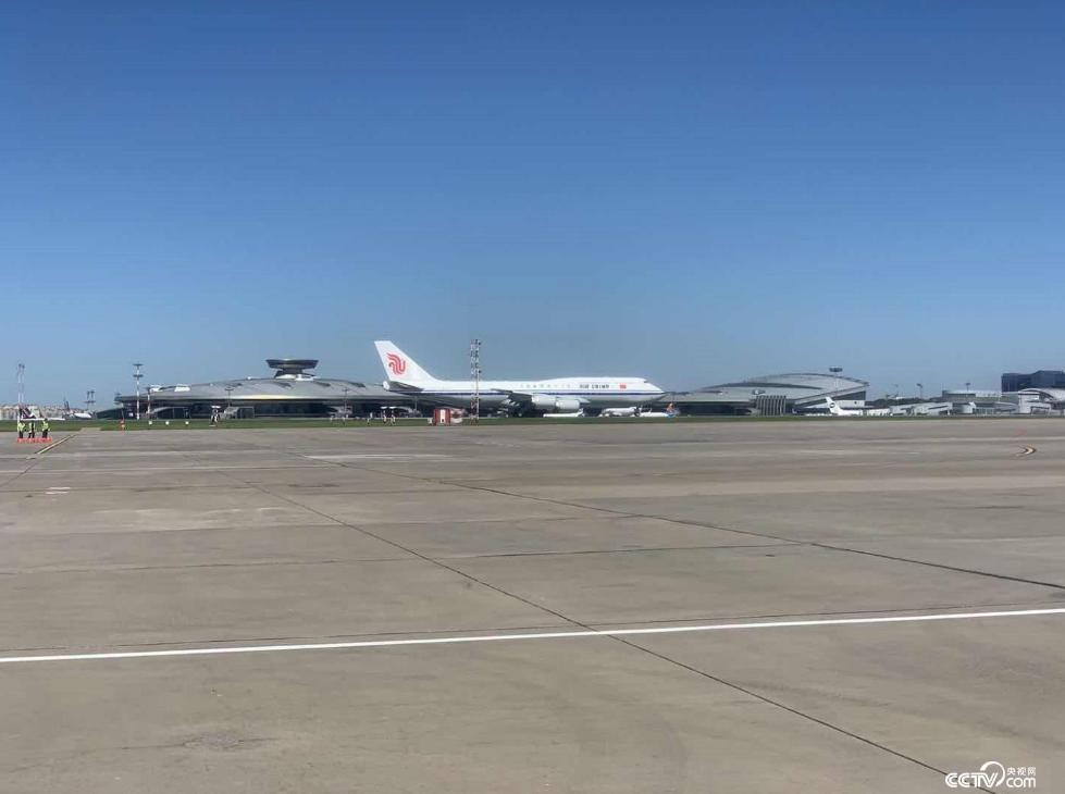 国家主席习近平抵达莫斯科 开始对俄罗斯进行国事访问