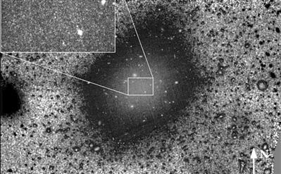 """""""无暗物质星系""""其实包含很多暗物质"""