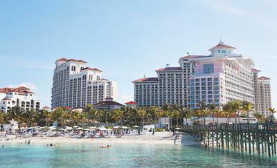 巴哈马人:中国让我们的城市重新焕发生机