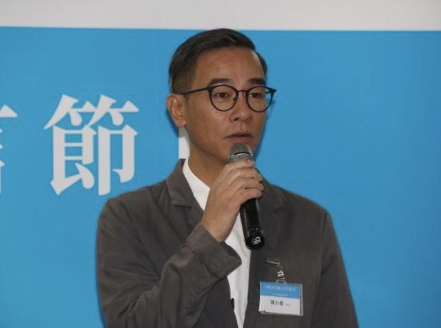 陈小春自曝儿子在家不讲粤语讲普通话 应采儿想生女儿却怕像爸爸
